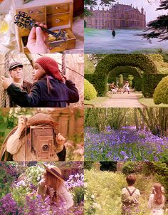 """The Secret Garden"" / ""Jardim Secreto"" Movies And Series, Movies And Tv Shows, The Secret Garden 1993, Cultura Pop, Period Dramas, Movies Showing, Good Movies, Movie Tv, Fairy Tales"