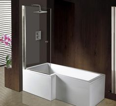 l shaped bath - Google Search