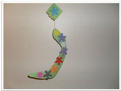 Cute arabic letter craft