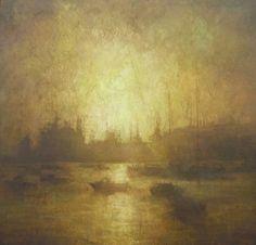Benjamin Warner - Falmouth Docks III- BTW London