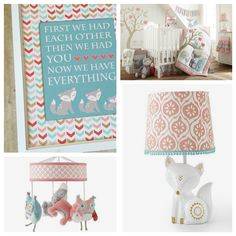 Build Your Own Owl Nursery Set 16 Prints To Choose From
