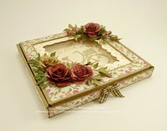 Exploding Box Card, Arts And Crafts, Paper Crafts, Shabby Chic Cards, Explosion Box, Silver Christmas, Heartfelt Creations, Pop Up Cards, Youre Invited