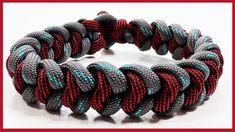 "Paracord Bracelet ""Regal Snake Knot"" Bracelet Design Without Buckle - Auclip.net - Hot Movie, Funny Video"