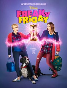 Who else remembers watching the original Freaky Friday? Well, now there is a Freaky Friday Musical from Disney. It has all the fun of the original movie Disney Channel Movies, Walt Disney Movies, Disney Channel Original, Film Disney, Walt Disney Pictures, Original Movie, Disney Live, Disney Art, High School Musical