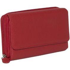 Mundi Big Fat Trifold Wallet, Brown, One Size Rfid Blocking Wallet, Wristlet Wallet, Zip Around Wallet, Fat, Handbags, My Style, Brown, Stuff To Buy, Wristlets
