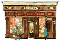 Lhardy by Joaquin Gonzalez Dorao, via Flickr
