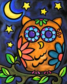 'Night Owl' by Melody Smith                              …