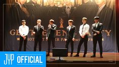 "2PM ""GENTELMEN'S PARTY"" HOTTEST AFTER PARTY Behind Story"