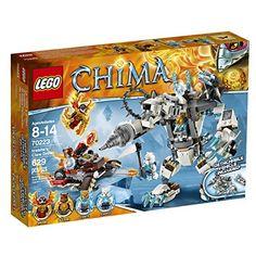 LEGO Chima Icebite's Claw Driller LEGO Chima http://www.amazon.com/dp/B00NHQGNCI/ref=cm_sw_r_pi_dp_nGJovb1CEBAFQ