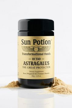 Sun Potion Womens ASTRAGALUS ROOT EXTRACT - Bohemian Summer Fashion Trend 2017