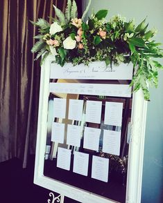 Weddings Arch Pin for Later: These Spectacular Floral Wedding Arches Break the Mold Small and … Wedding Ceremony Arch, Wedding Arches, Wedding Bells, Wedding Gowns, Floral Wedding, Wedding Flowers, Wedding Guest List, Reception Decorations, Floral Design