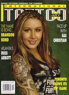 All or Nothing Tattoo- International Tattoo Magazine