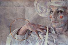 Rings, Painting, Art, Art Background, Ring, Painting Art, Kunst, Jewelry Rings, Paintings