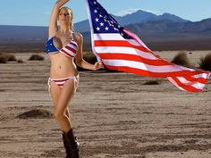 Jordan Carver Topless in U.S Flag Bikini of July American Flag Wallpaper Iphone, Usa Bikini, American Flag Background, All American Girl, God Bless America, Usa Flag, Sensual, Hot Girls, Jordans