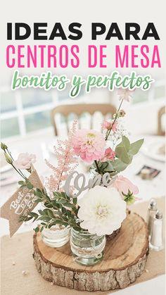 Origami Wedding, Diy Wedding, Wedding Centerpieces, Wedding Decorations, Table Decorations, Baby Girl Shower Themes, Baby Shower, Diy Paper Christmas Tree, Diy Y Manualidades