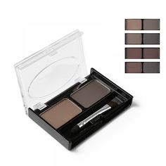 2 Powder 25g 3 Years Palette All Skin Type With The Best Service Eye Shadow Fast Deliver Women Soft Long Lasting With Brush Eyeshadow Blusher 6 Eyeshadow