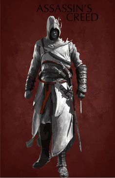 Assassin's Creed Altair Poster