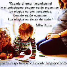 Blog donde comparto, comento, y traduzco mis artículos favoritos de crianza respetuosa y consciente.