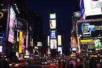 """NYC. I have been saying I will be going there """"in the next year"""" for about five years now. Someday!"""