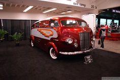 1937 Plymouth House Car