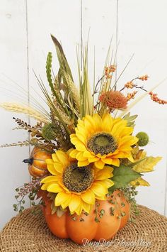 Best Thanksgiving Flower Bouquets To Decorate Your House With - Society19