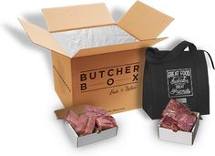 100% Grass Fed Beef, Organic/Pastured Chicken, & Heritage Breed Pork Delivered To Your Door For $6.50/Meal