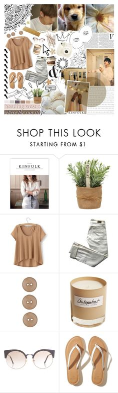 """""""the edges of you keep me holy"""" by taeangel ❤ liked on Polyvore featuring Chloé, Pointer, Olfactive Studio, RetroSuperFuture, Hollister Co., Old Navy, Polaroid and The Body Shop"""