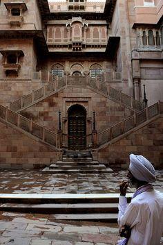 Rajasthan - Junagarh Fort