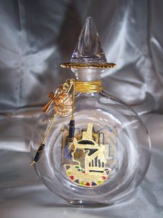 Isis Altar Bottle Spell Potion by Eliora, $28.00