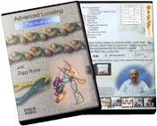 The Adavanced Luceting DVD - and a lucet with a bobbin -  I want!