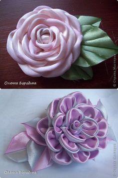 ¿Cómo hago una rosa.  |  Masters país