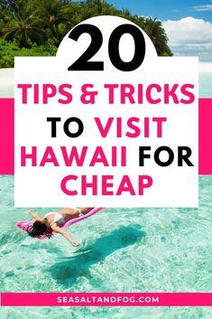 Hawaii Vacation Packages, Hawaii Vacation Tips, Go Hawaii, Hawaii Travel Guide, Honeymoon Vacations, Visit Hawaii, Hawaii Honeymoon, Travel Tips, Hawaii Life