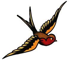 Sailor Jerry Tattoos on Pinterest | Sailor Jerry Tattoos, Swallows ...