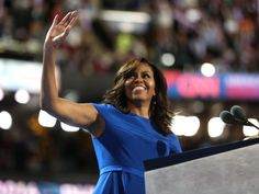 There have been calls for Michelle Obama to campaign for President in 2020: Getty - Harvard law professor who taught Barack and Michelle Obama says former First Lady 'should've been President'