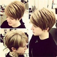 Coupes de cheveux pour des idées de photos de cheveux épais - Cheveux Coiffure