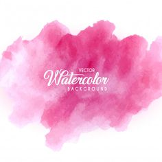 Discover the best free resources of Paintbrush Watercolor Lettering, Watercolor Brushes, Pink Watercolor, Watercolor Background, Vector Background, Paint Brushes, Album Book, High Quality Images, Clip Art