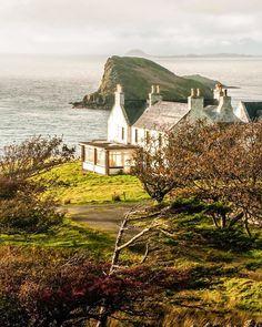 Isle of Skye, Scotland) by N o m a d i c t (@nomadict) on Instagram