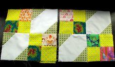modern quilt blocks   Modern Bee Quilt Blocks April