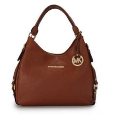 Thinking this might be a knock-off site! Only $70 for bags...MICHAEL Michael Kors Hobo Large Coffee Shoulder Bag