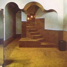 Sergio Asti . Céline shop, 1977