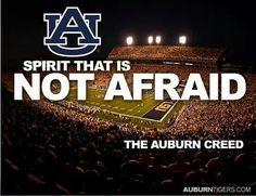 Auburn Spirit