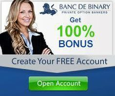 Banc De Binary Review: Banc De Binary offers one-on-ne training, educational materials, courses and news articles to customers. The company offers a wide range of assets, different accounts, 24/7 customer services, friendly online platform, etc. It is a multi-award winning and the world's largest binary brokerage in the binary options industry.Read more @ http://binaryoptionsbums.com/
