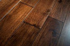 Solid Acacia Black Walnut Solid Wood Flooring. Topps Tiles
