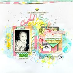 Live+Colorfully+*Scrapbook+Circle* - Scrapbook.com
