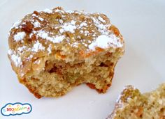 Gluten Free Egg Free Dairy Free Morning Glory Muffin Recipe