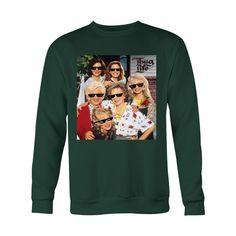 Steel Magnolias THUG LIFE Holiday Special Sweatshirt