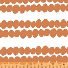 lotta jansdotter fabric | Bella Fabric Collection - Lotta Jansdotter - Pebbles in Poppy - Half ...