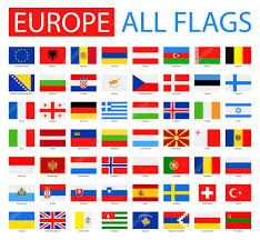 Image Result For Printed Booklet Of Country Flags And Names Flags Europe European Flags Flags Of European Countries