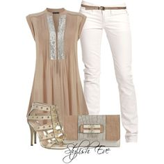 Stylish Eve Summer 2013 Outfits: Summer Blouses Provide Stylish Looks