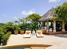 Picturesque Getaway on Mustique Private Island: Yemanja Resort - http://freshome.com/2012/02/08/picturesque-getaway-on-mustique-private-island-yemanja-resort/